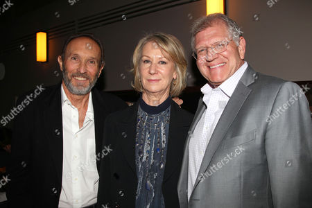 Stock Picture of Steve Starkey (Producer), Robert Zemeckis (Director) and Joanna