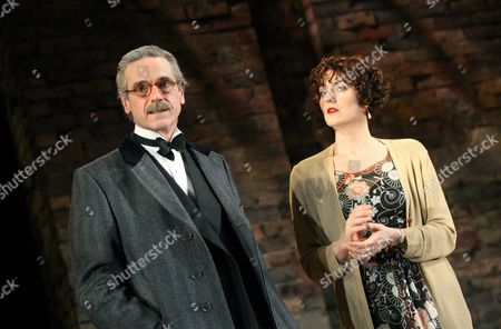 'Never So Good'  - Jeremy Irons (Harold Macmillan) and Anna Chancellor (Dorothy Macmillan)