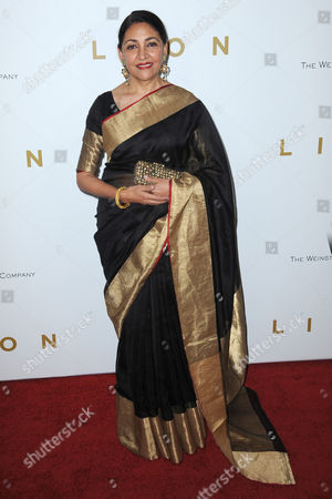 Stock Picture of Deepti Naval