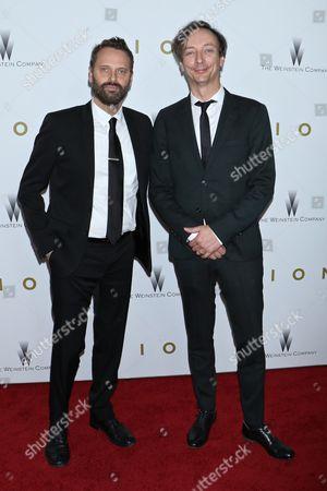 Dustin O'Halloran and Volker Bertelmann (aka Hauschka), composers