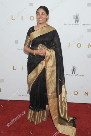 Editorial picture of 'Lion' film premiere, Arrivals, New York, USA - 16 Nov 2016