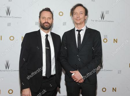 Dustin O'Halloran and Volker Bertelmann