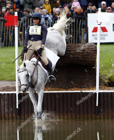 Equestrian - Badminton Horse Trials - Cross Country Rider Phoebe Buckley (GBR) on LITTLE TIGER at Badminton