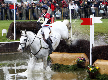 Equestrian - Badminton Horse Trials - Cross Country Rider Nicola Malcolm (GBR) on MCFLY at Badminton