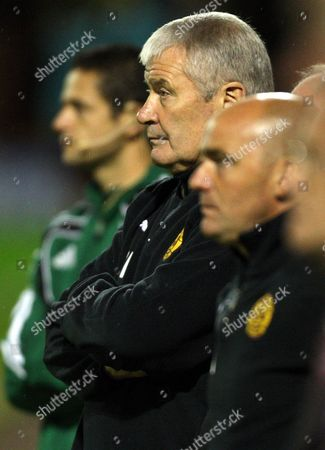 Editorial photo of Motherwell vs Odense BK - 26 Aug 2010