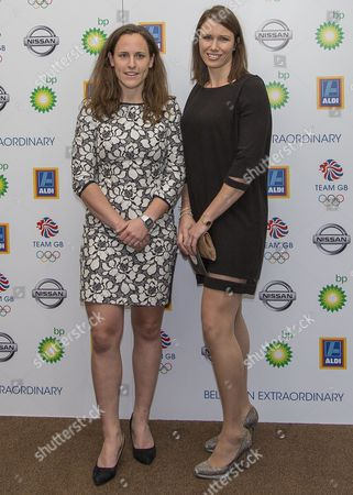 Team GB Ball 2015 - The Royal Opera House London Sophie Hosking and her guest attend the Team GB Ball  United Kingdom London