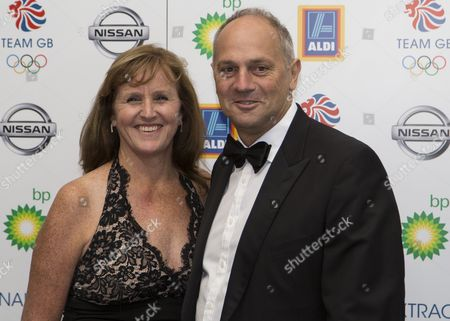 Team GB Ball 2015 - The Royal Opera House London Sir Stephen Redgrave and Lady Ann Redgrave attend the team GB ball  United Kingdom London