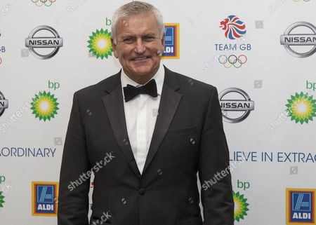 Team GB Ball 2015 - The Royal Opera House London British Olympic Associations CEO Bill Sweeney at the Team GB Ball  United Kingdom London