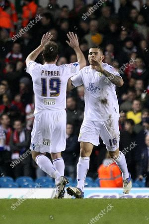 Editorial picture of FA Cup R3 Replay: Leeds Utd 1 Arsenal 3 - 19 Jan 2011