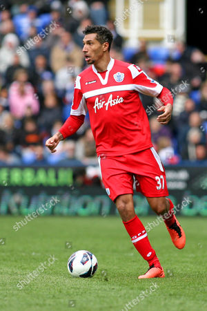 Football - 2012 / 2013 Premier League - Reading vs Queens Park Rangers Jay Bothroyd of Queens Park Rangers in action at the Madejski Stadium