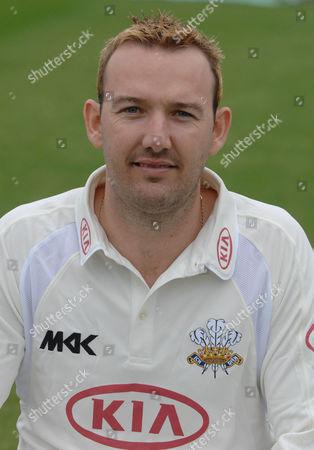 Chris Schofield (Surrey) 01/04/2011 Cricket - Surrey County Cricket Club - Pre-season Photocall 2011