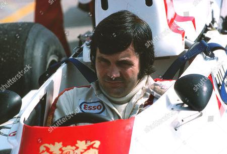 Motor racing : Allan Jones German Grand Prix 1985