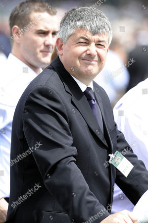 Horse Racing - Newcastle Races - The Northumberland Plate Snooker legend John Parrott enjoying a sunny day at Gosforth Park