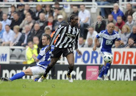 Editorial photo of Premier League - Newcastle United vs. Birmingham City - 07 May 2011