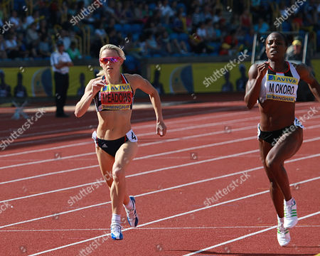 Athletics - UK Trials and Championships Jenny Meadows in the womens 400m