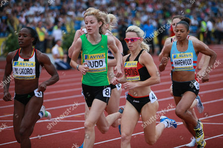 Athletics - UK Trials and Championships Jenny Meadows