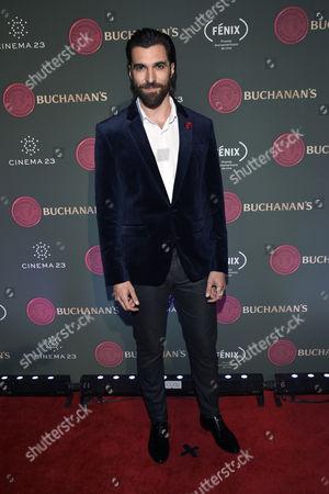 Editorial image of Buchanan's Film Awards, Mexico City, Mexico - 16 Nov 2016
