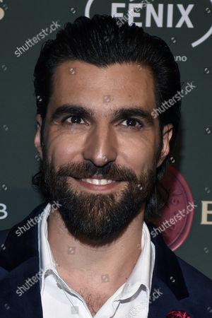 Editorial photo of Buchanan's Film Awards, Mexico City, Mexico - 16 Nov 2016