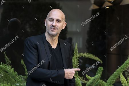 The director Marco Ponti