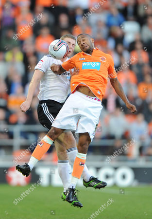 Editorial image of Blackpool 0 Derby 1 - 17 Aug 2011