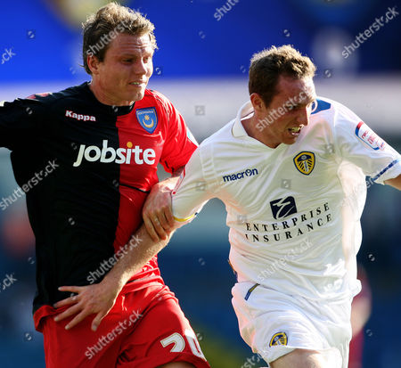 Editorial photo of Leeds 1 Portsmouth 0 - 01 Oct 2011