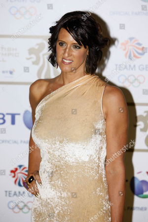 Olympics - BT British Olympic Ball Karen Pickering attends the Olympic fundraising event at The Olympia in Kensington West London
