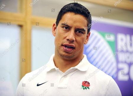 Editorial photo of RWC: England Training - 28 Sep 2011