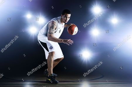 Basketball - Bristol Flyers - Photo shoot Doug McLaughlin-Williams