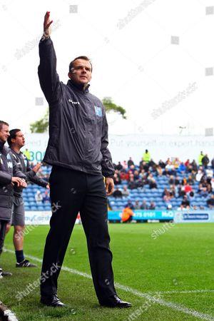 Football - Blue Sq Premier - Stockport County vs Mansfield Dietmar 'Didi' Hamann at Edgeley Park
