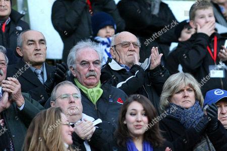 Editorial photo of Brighton 3 Southampton 0 - 02 Jan 2012