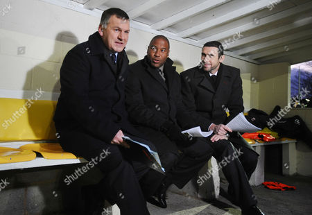 Editorial image of FA Cup R2: Sutton Utd 0 Notts Co 2 - 04 Dec 2011