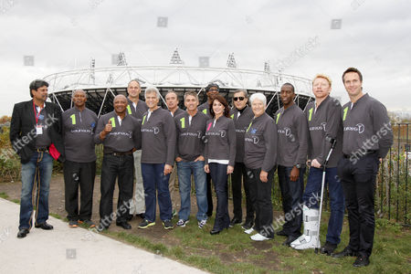 Editorial image of Laureus at Olympic Park