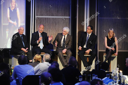 Editorial picture of Lord Taverners British Lions Dinner - 25 Apr 2013