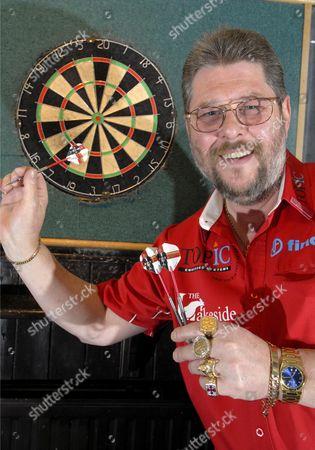 Martin Adams  known as 'Wolfie'