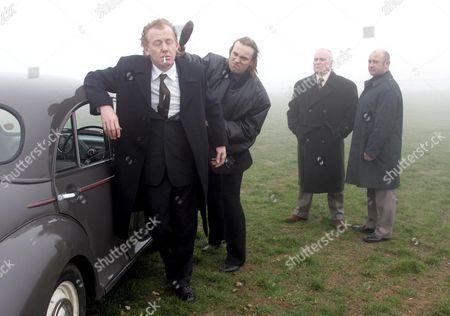 'Heartbeat'   TV - 2007  Ken Dekin (Ron Donachie) and Denis Boon (Steve Huison)