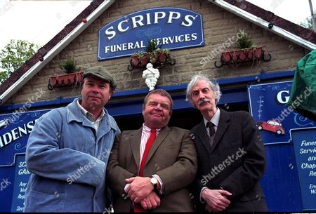 'Heartbeat'   TV  2006 David Lonsdale, Geoffrey Hughes and Peter Benson