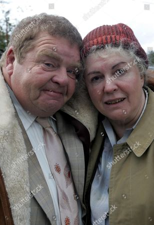 'Heartbeat'   TV  2006 Geoffrey Hughes and Gwen Taylor
