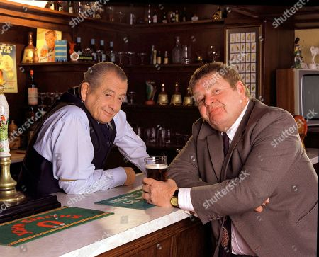 'Heartbeat'   TV  2006 Derek Fowlds and Geoffrey Hughes