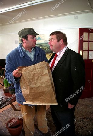 'Heartbeat'   TV David Lonsdale and Geoffrey Hughes