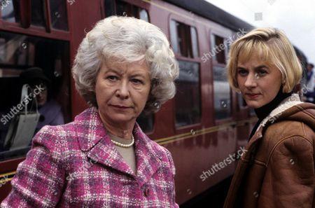 'Heartbeat'   TV Eileen [Anne Stallybrass], Dr Kate Rowan [Niamh Cusack]