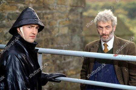 'Heartbeat'   TV Pc Nick Rowan [Nick Berry], Reg Manston [James Hazeldine]