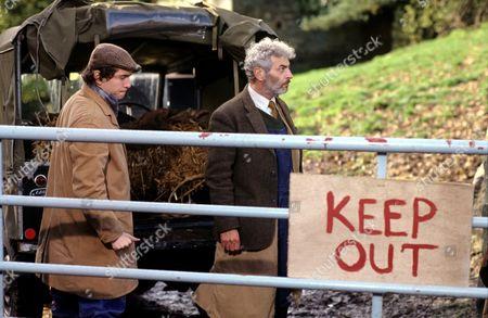 'Heartbeat'   TV Paul Manston [Stephen Lord], Reg Manston [James Hazeldine]