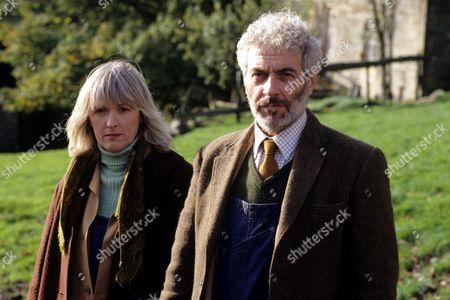 'Heartbeat'   TV June Manston [Gil Brailey], Reg Manston [James Hazeldine]