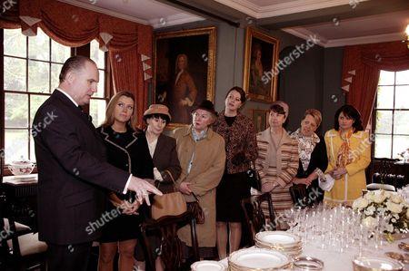 'Heartbeat' Series 15.TV Rupert Vansittart in Wedding Scene