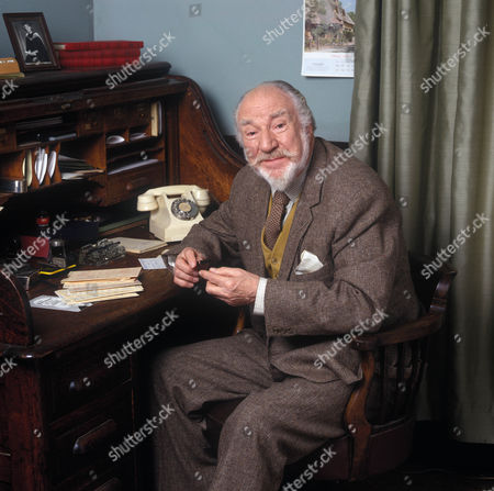 Stock Image of 'Heartbeat'   TV Dr Alex Ferrenby [Frank Middlemass]