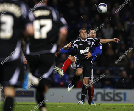 Editorial image of Portsmouth 0 Ipswich 1 - 14 Feb 2012