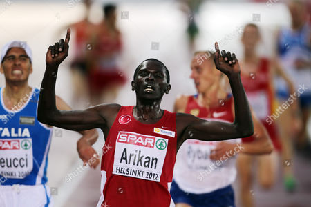 Editorial photo of European Athletics Championships - 01 Jul 2012