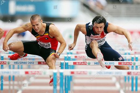 Editorial picture of European Athletics Championships - 30 Jun 2012