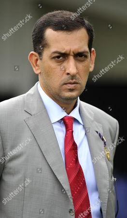 Newmarket Races July Meeting Day Three Trainer Mahmood Al Zarooni