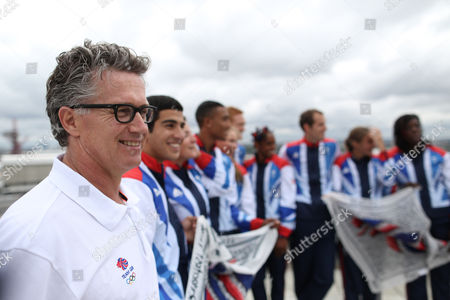 From L-R Team Gb Head Coach Charles van Commenee Adam Gemili Goldie Sayers Andrew Osagie Sophie Hitchon Greg Rutherford Yamile Aldama Rhys Williams Lisa Dobriskey Anyika Onuora The BOA has announced today 71 track and field athletes selected to Team GB for the London 2012 Olympic Games